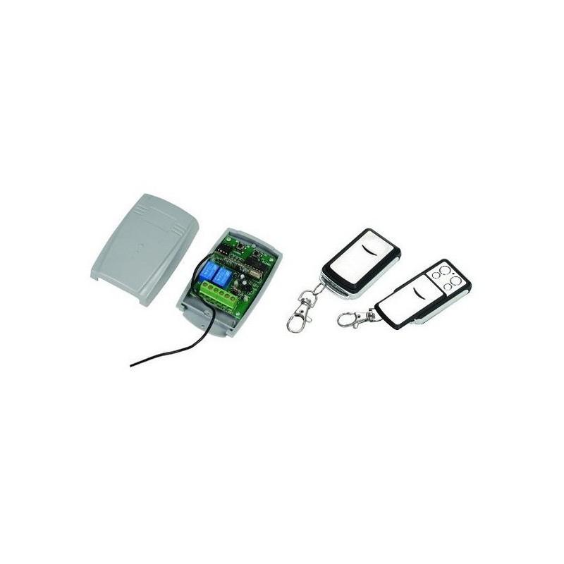 Kit t l commande d 39 automatisme de portail et garage - Boitier telecommande portail ...
