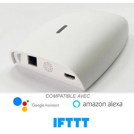 Box domotique avec gestion à distance depuis Smartphone