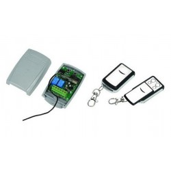Kit télécommande d'automatisme de portail et garage